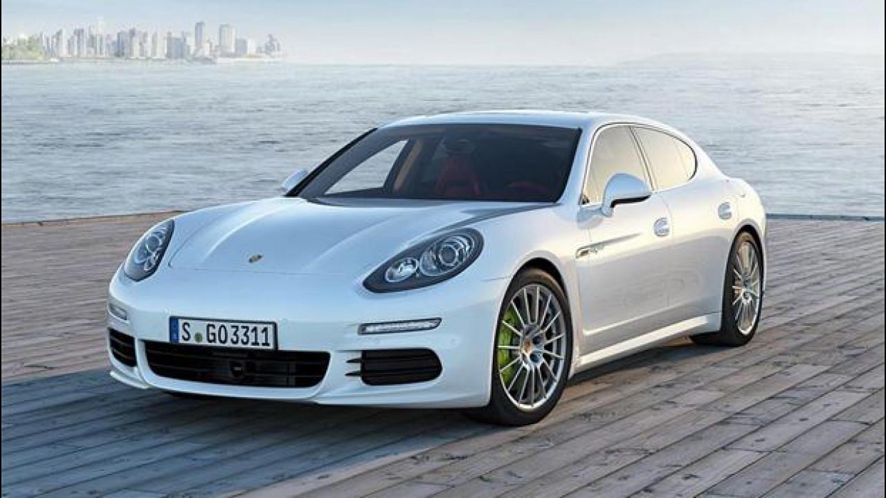 [Copertina] - La Porsche che consuma meno di una 500