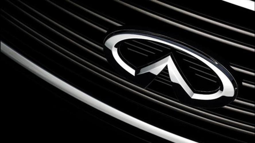 Dal 2014 Infiniti comincerà a produrre auto in Cina