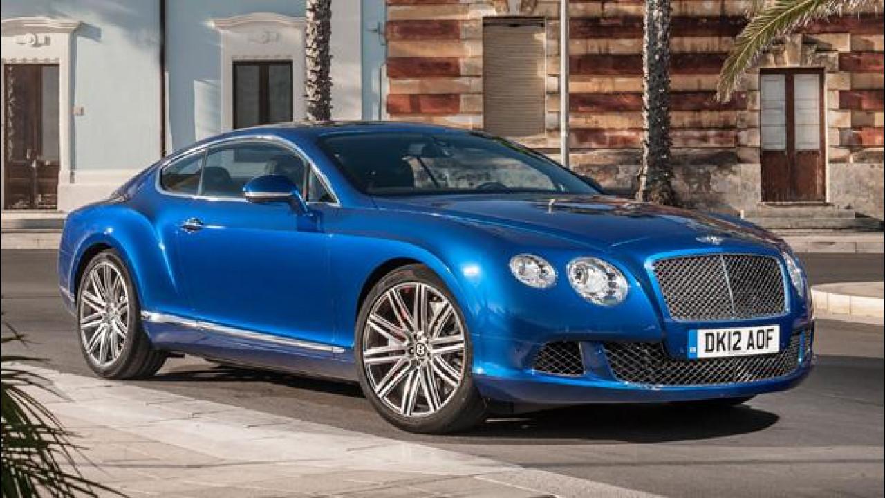 [Copertina] - Bentley Continental GT Speed