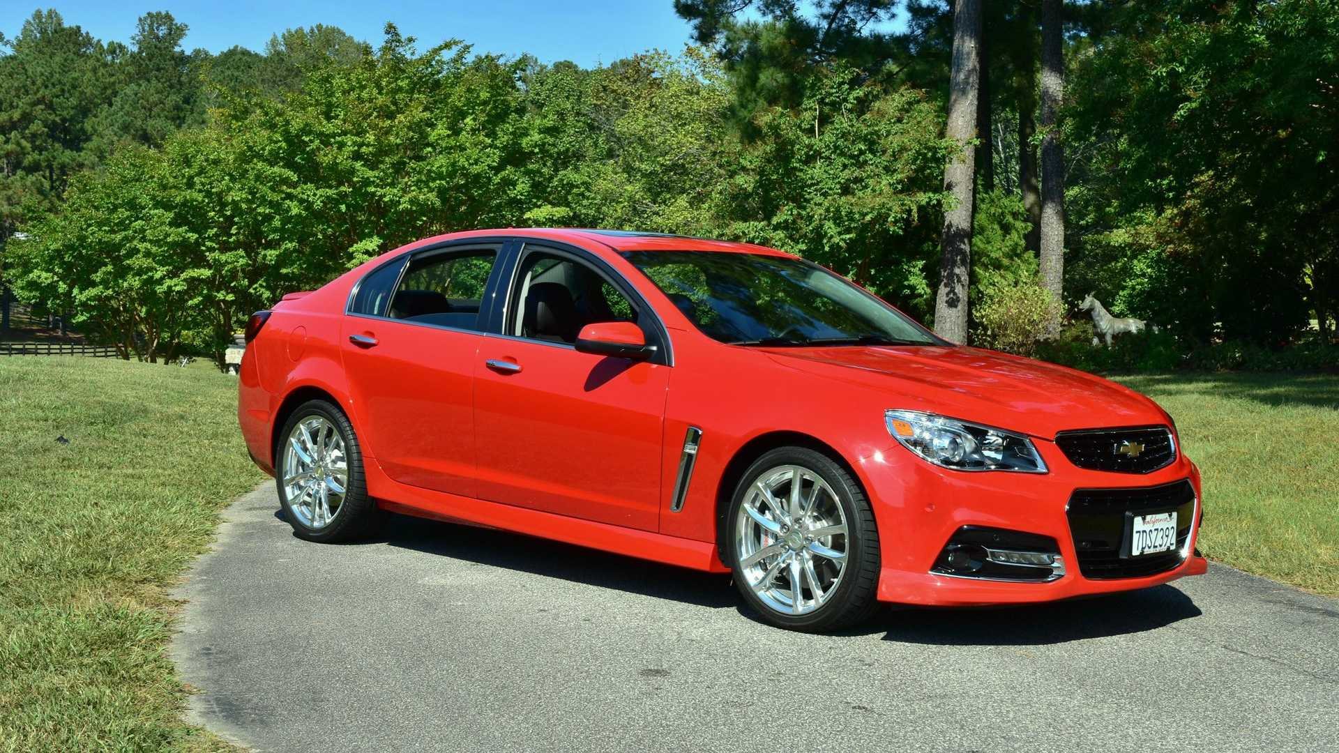 """[""""Low-Mileage 2014 Chevrolet SS Is An Instant Collector Car""""]"""