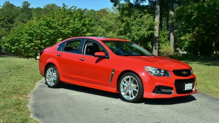 Low mileage 2014 chevrolet ss is an instant collector car