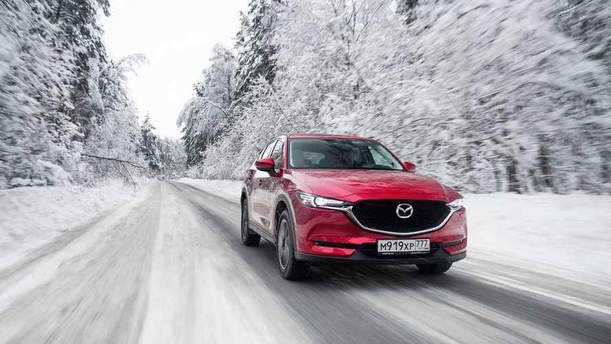 Mazda придумала, как пережить зиму в России без доплат
