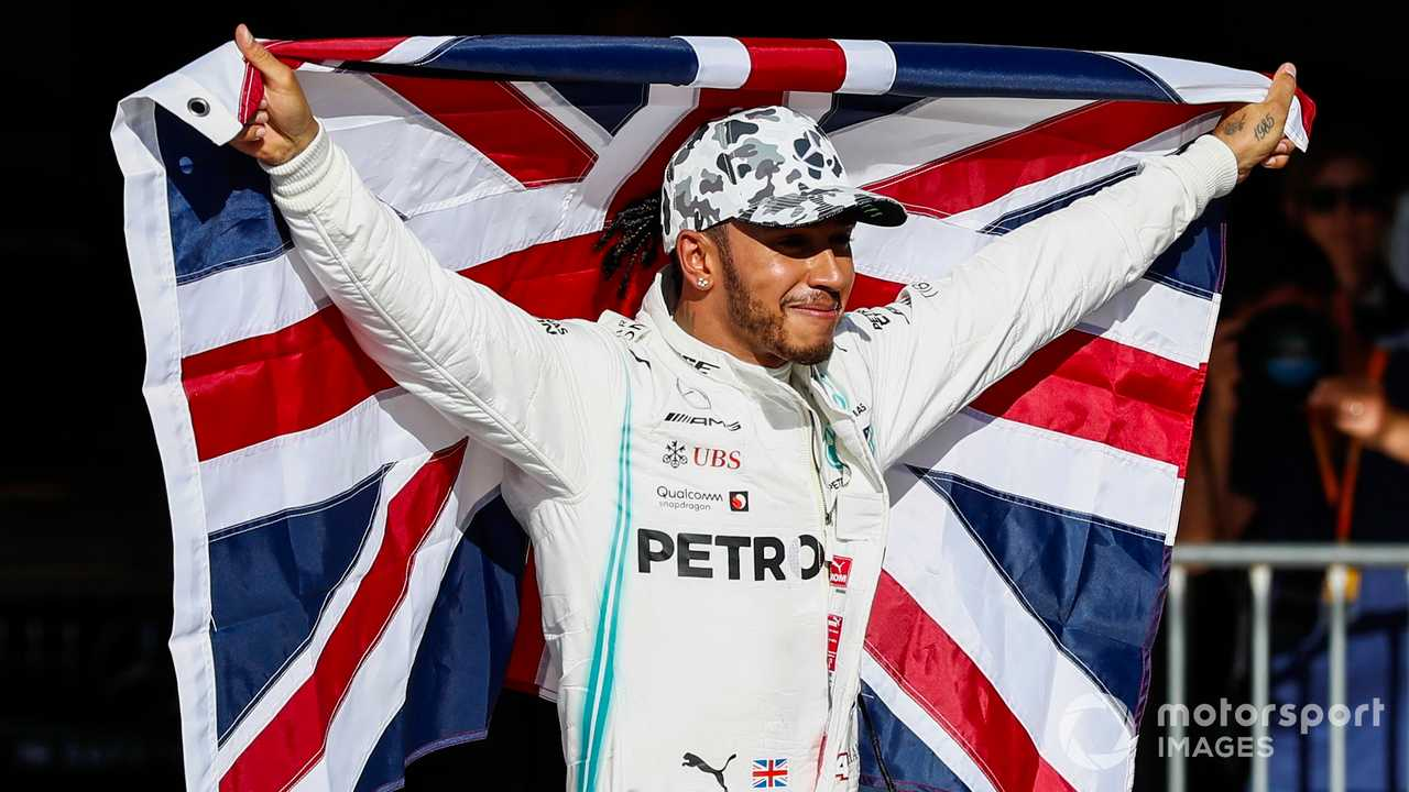 Lewis Hamilton secures sixth world championship at US GP 2019
