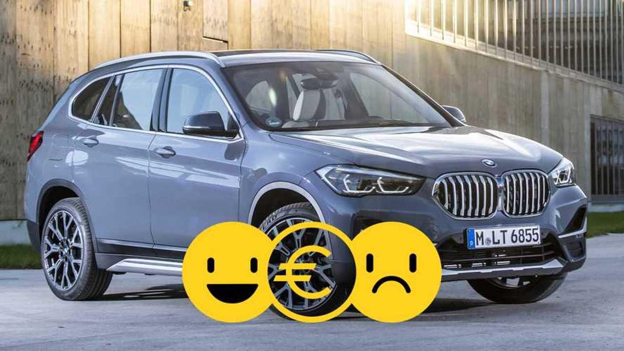 promozione-settimana BMW X1