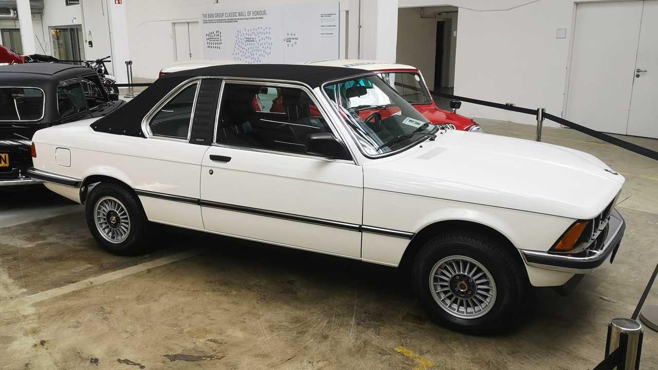 BMW Serie 3 E21 (TC1) (1979 - 1982)
