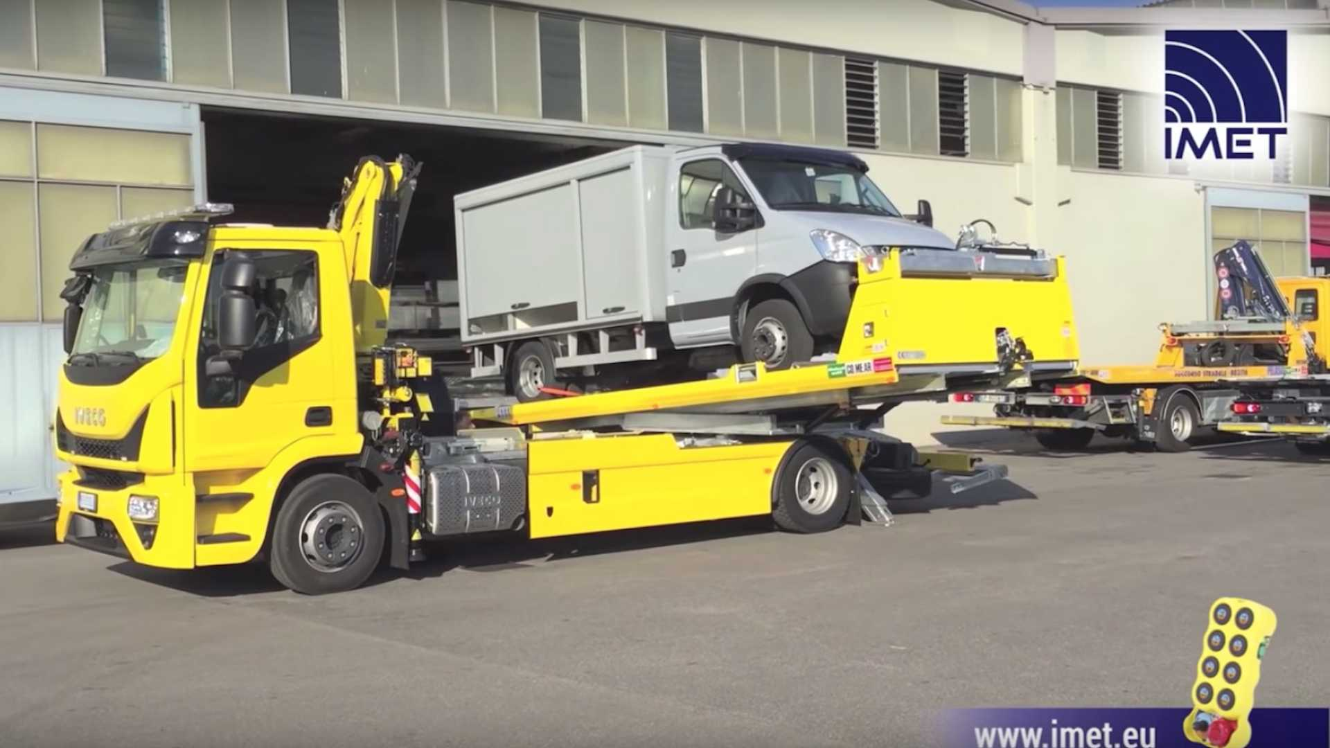 No This Is Definitively The Best Tow Truck In The World