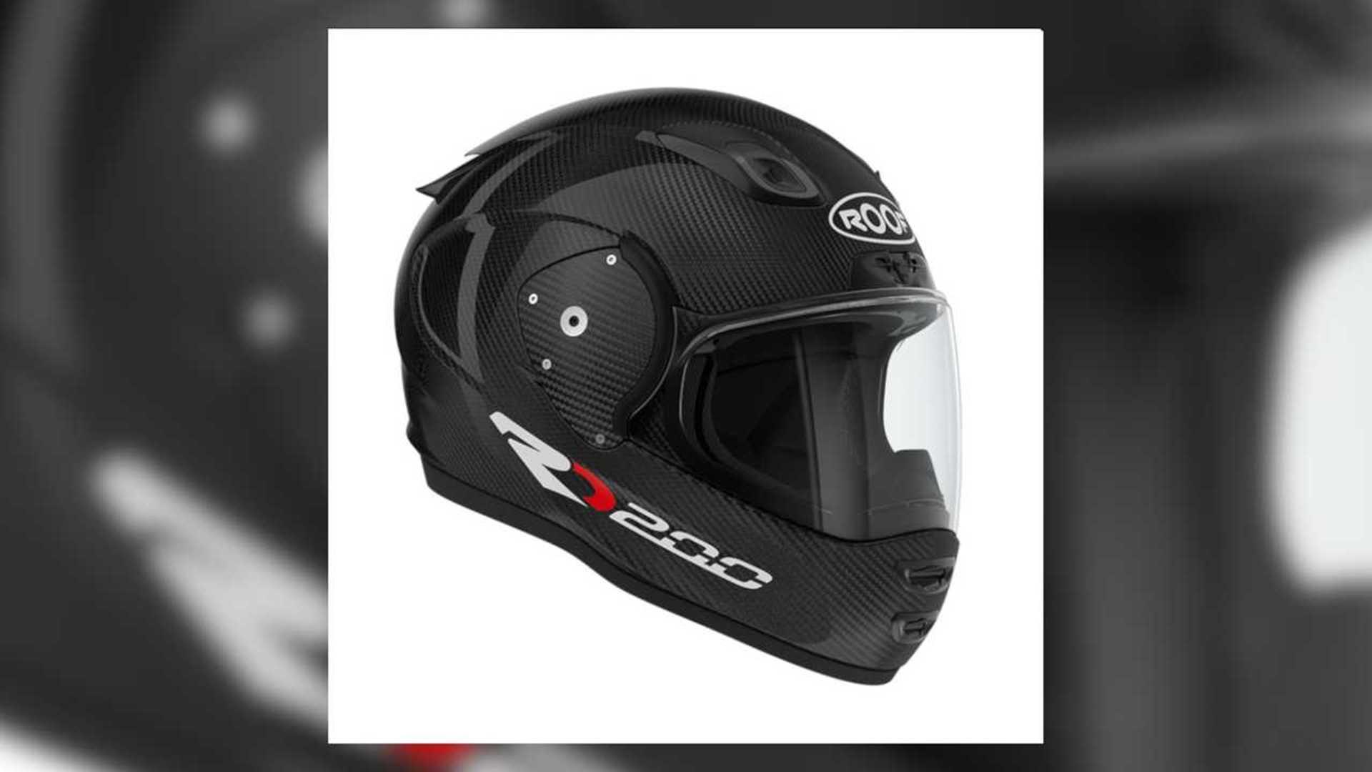 Is This New Carbon Fiber Helmet The Lightest Full-Face In The World?