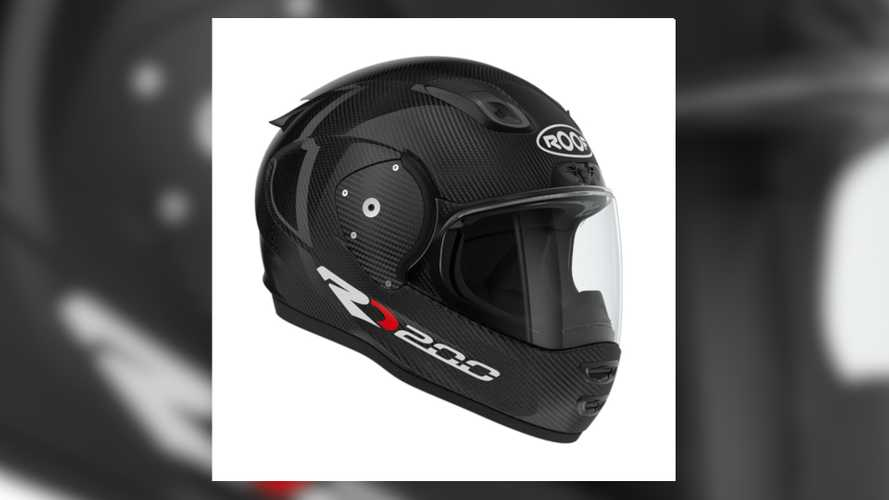 Is This New Carbon Fiber Helmet The Lightest Full-Face In The World?