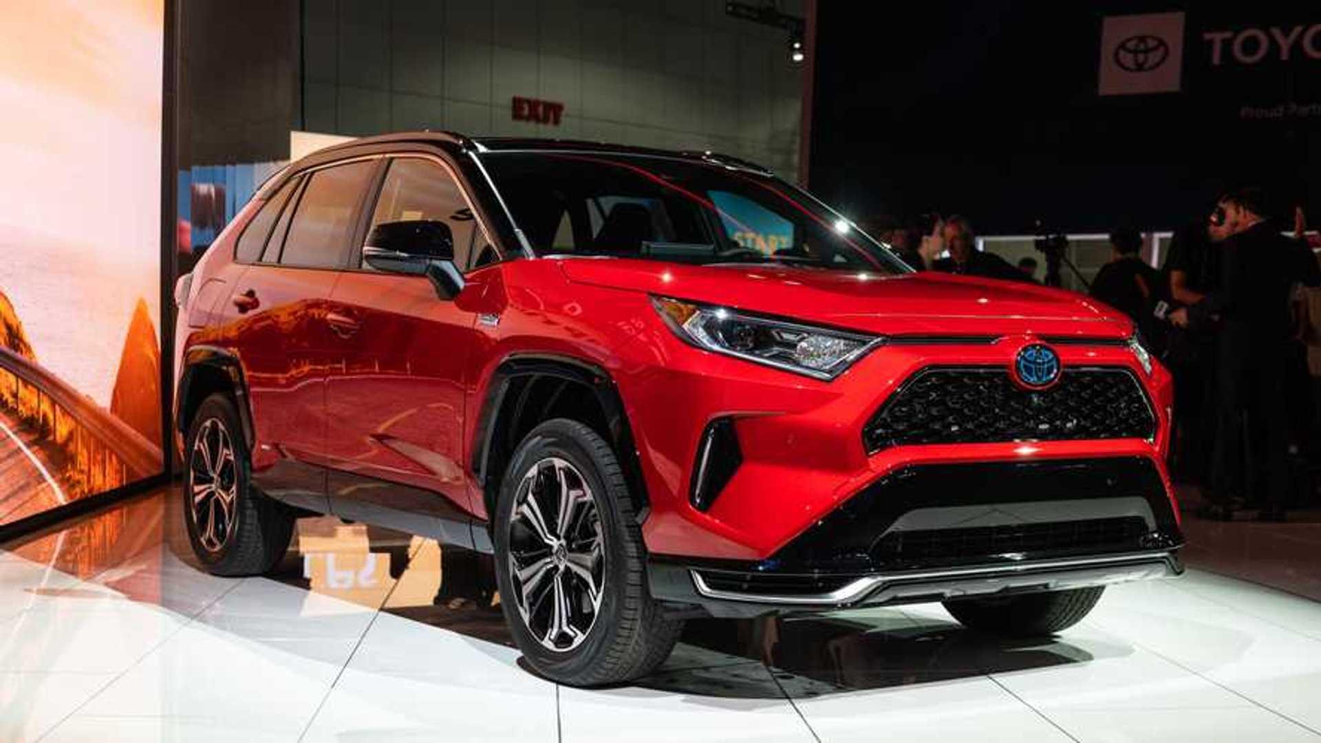 Update Toyota Rav4 Prime Debuts Plug In Power And Impressive Range