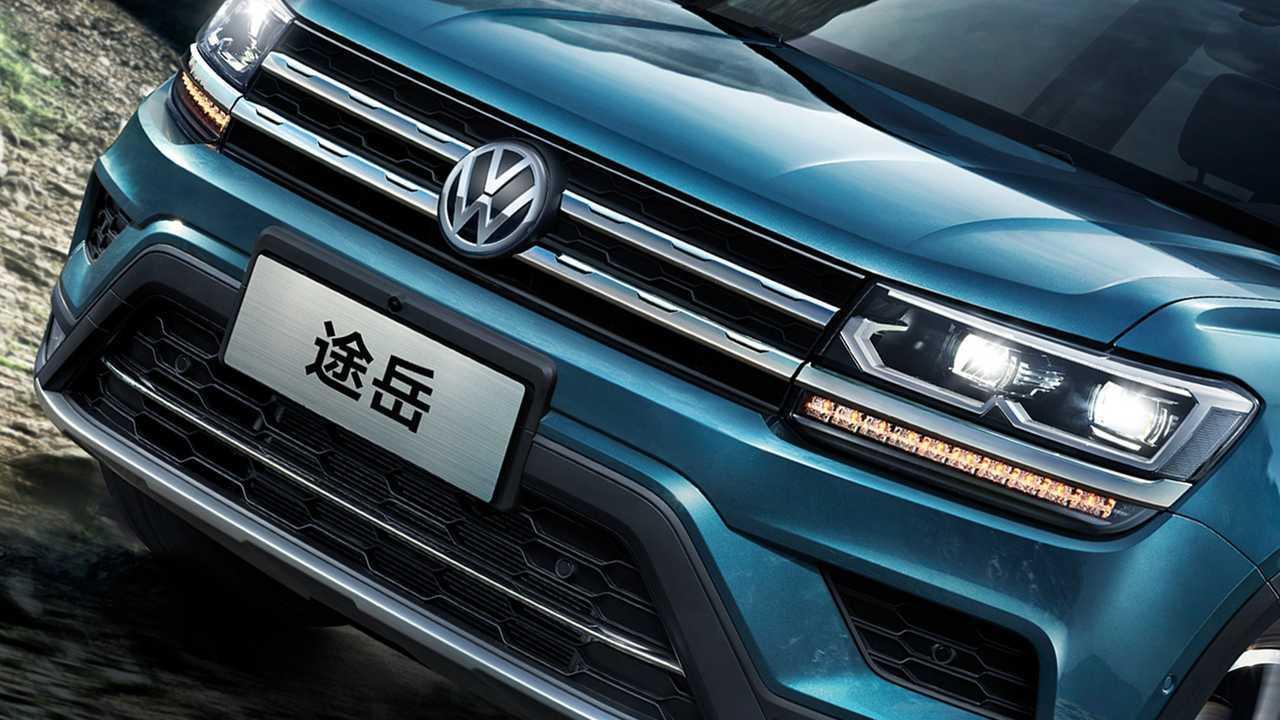Copertina Volkswagen vendute solo fuori dall'Europa
