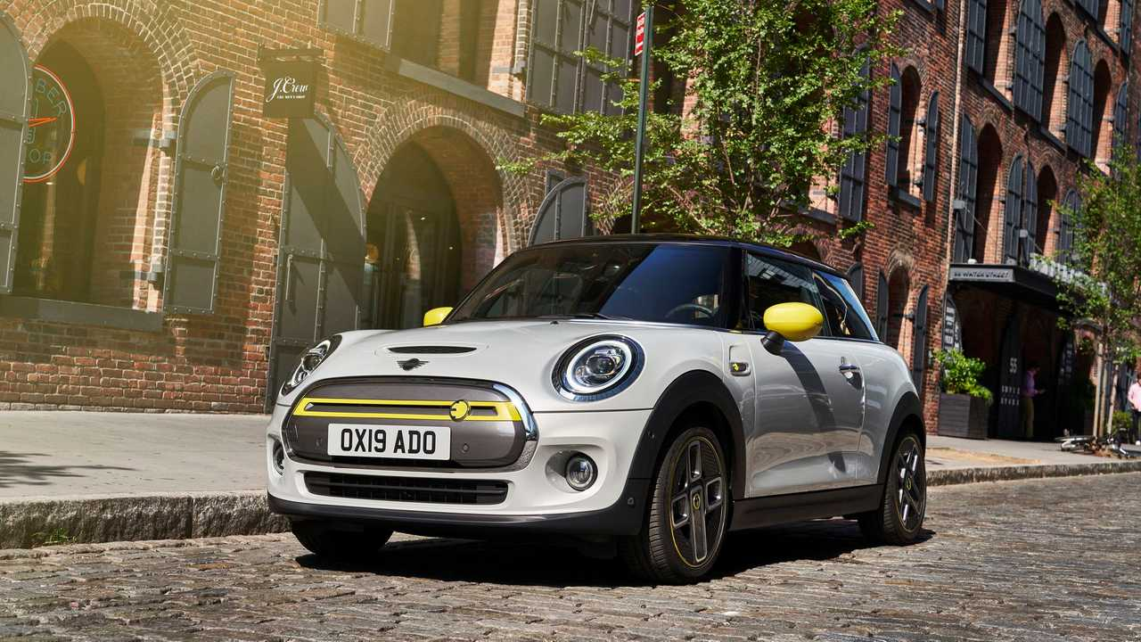 Days Ahead Of Debut At IAA, MINI Shares More Images Of Cooper SE
