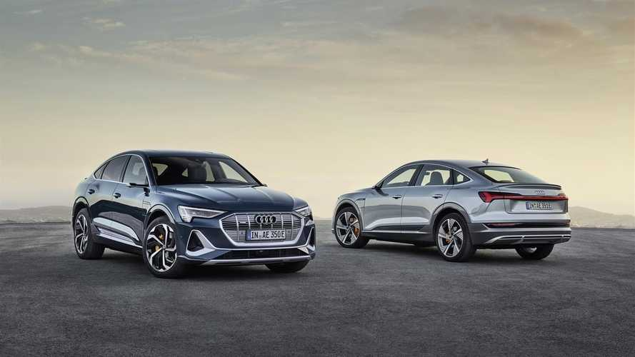 Audi e-tron Sportback, si parte da 75.400 euro
