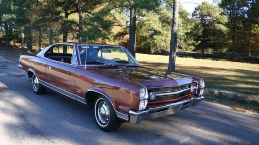 All-Original 1968 AMC Ambassador SST To Be Auctioned