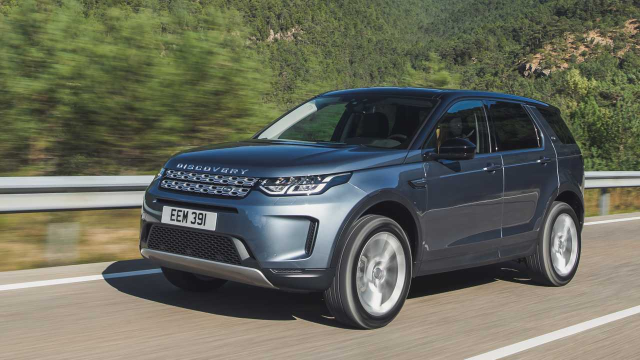 Land Rover Discovery Sport (4,60 Meter)