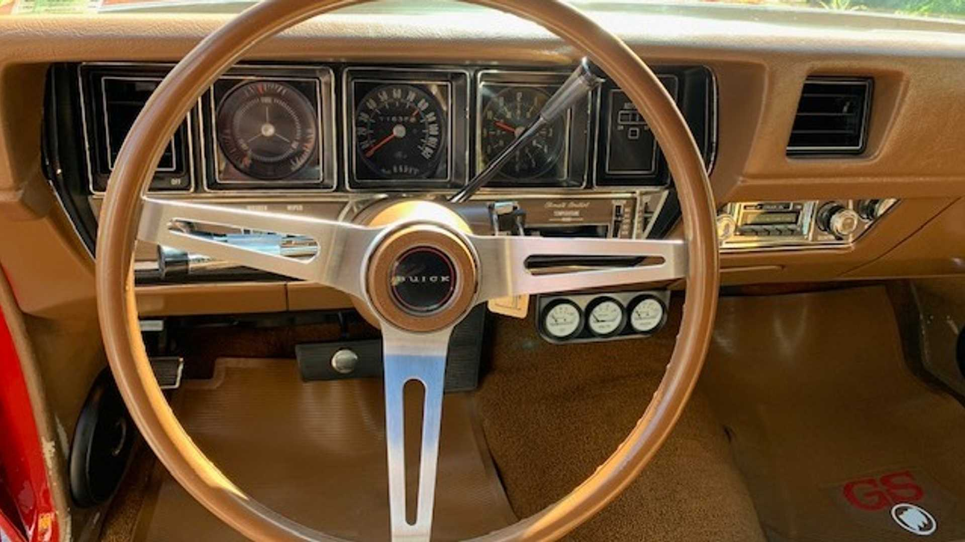 """[""""Scoop Up This Super Rare 1972 Buick GS Stage 1""""]"""