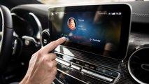 MBUX-Infotainmentsystem jetzt auch für die Mercedes V-Klasse
