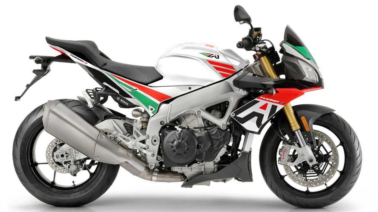 2020 Aprilia Tuono RR Misano Limited Edition