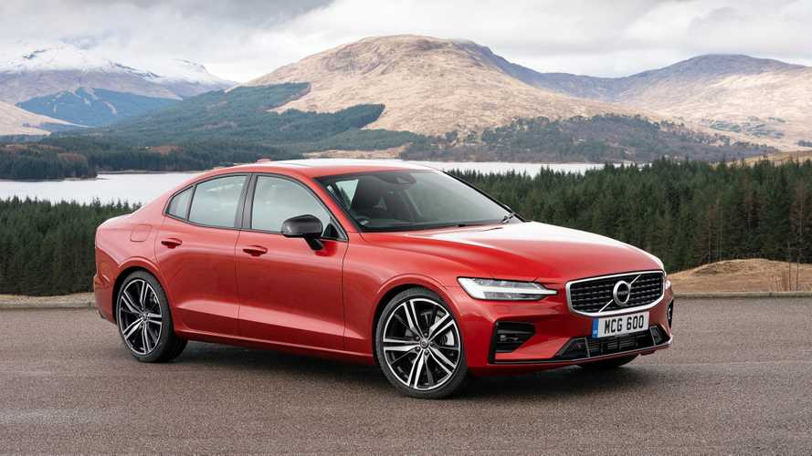 Volvo introduces S60 T8 Twin Engine PHEV in UK