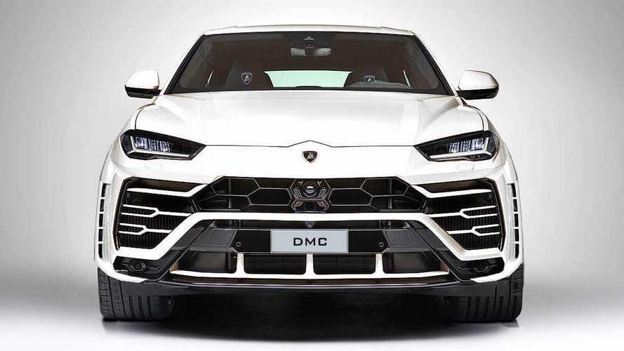 Lamborghini Urus, il tuning di DMC
