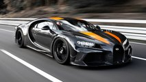 bugatti chiron record velocita 490 kmh