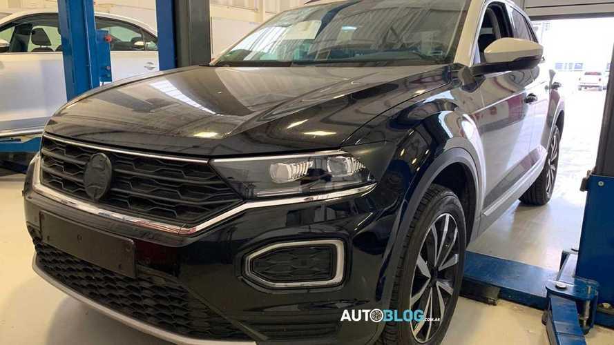 Flagra: O que faz um VW T-Roc na Argentina?