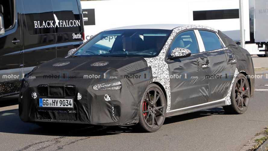 ¿Qué esconderá este Hyundai i30 N Fastback camuflado?