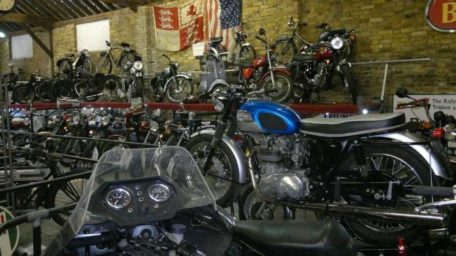 London Motorcycle Museum closes, offers collection at auction