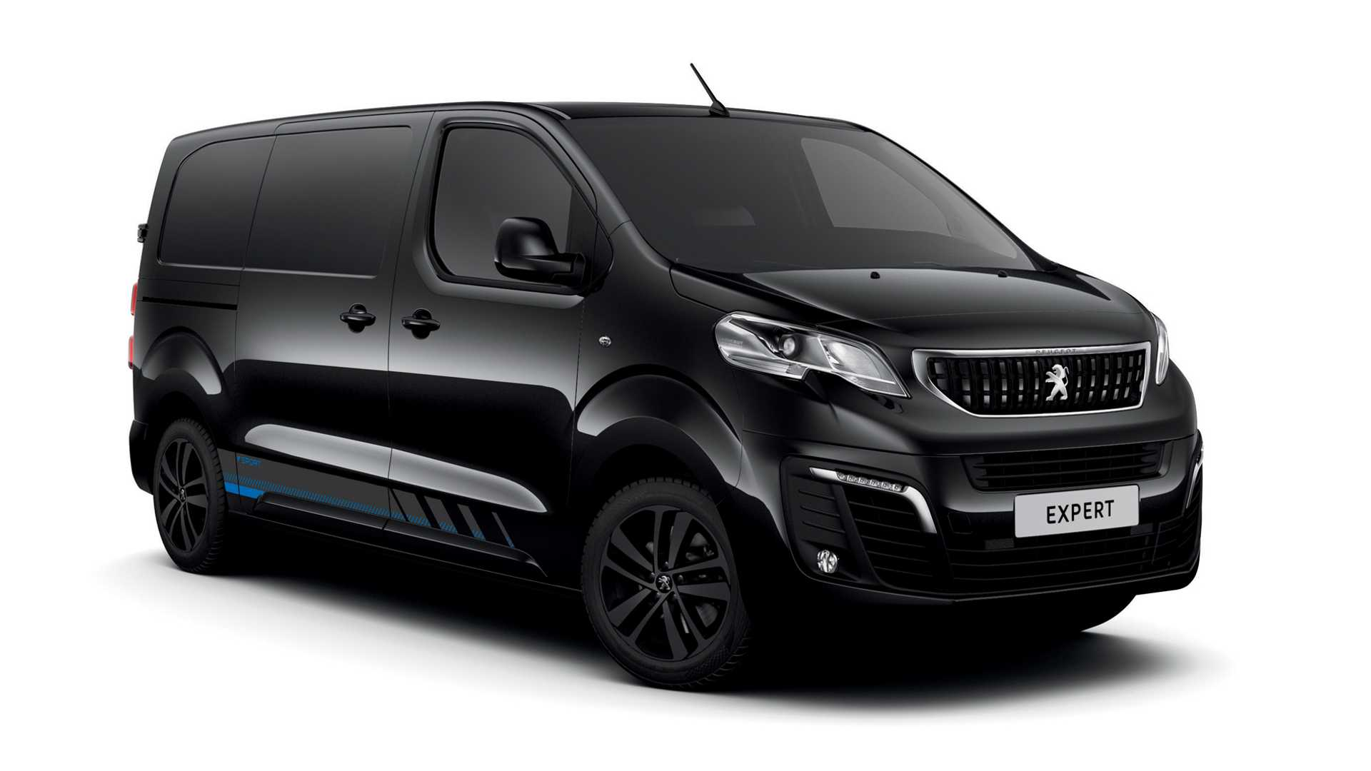 Peugeot unveils high-end Expert Sport Edition van
