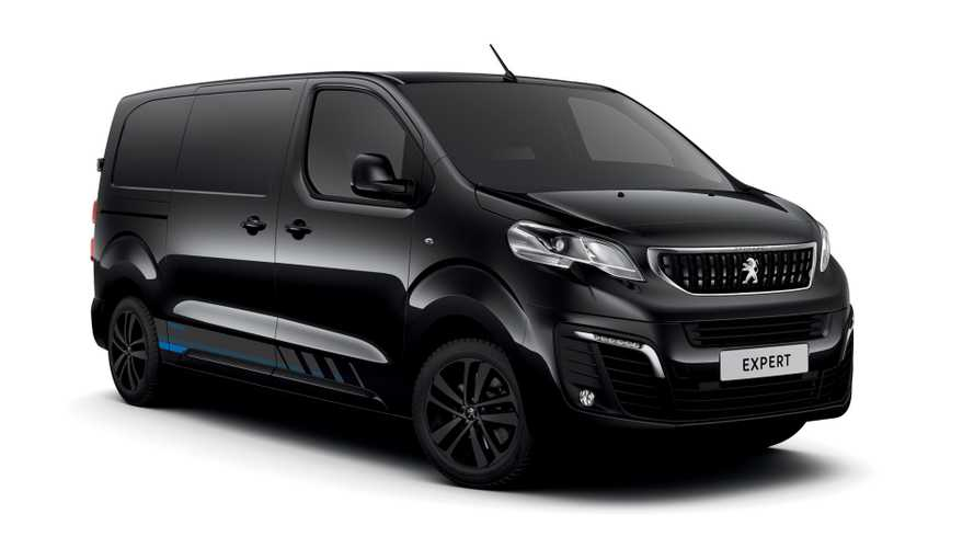 Peugeot Expert Sport Edition Has More Kit, But No Extra Punch