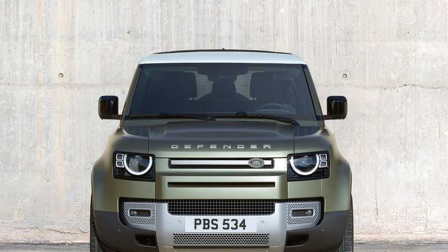 Land Rover, il Defender pick-up è sempre più vicino