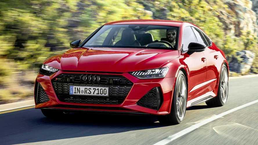 Audi RS7 Sportback é revelado com motor 4.0 V8 de 600 cv