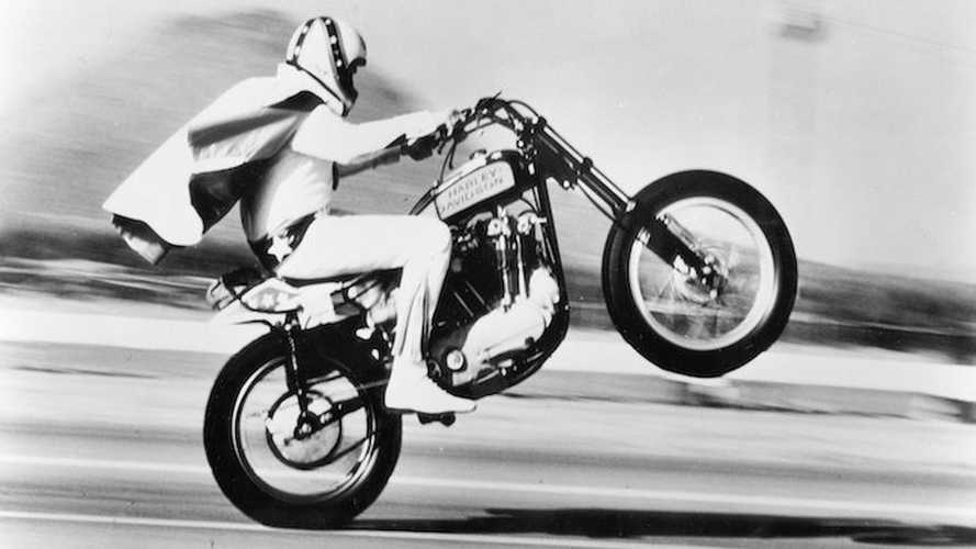 New Evel Knievel Series Coming To A TV Near You
