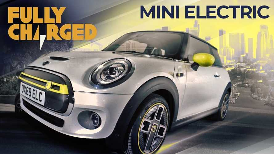MINI Electric Featured In Fully Charged: Video