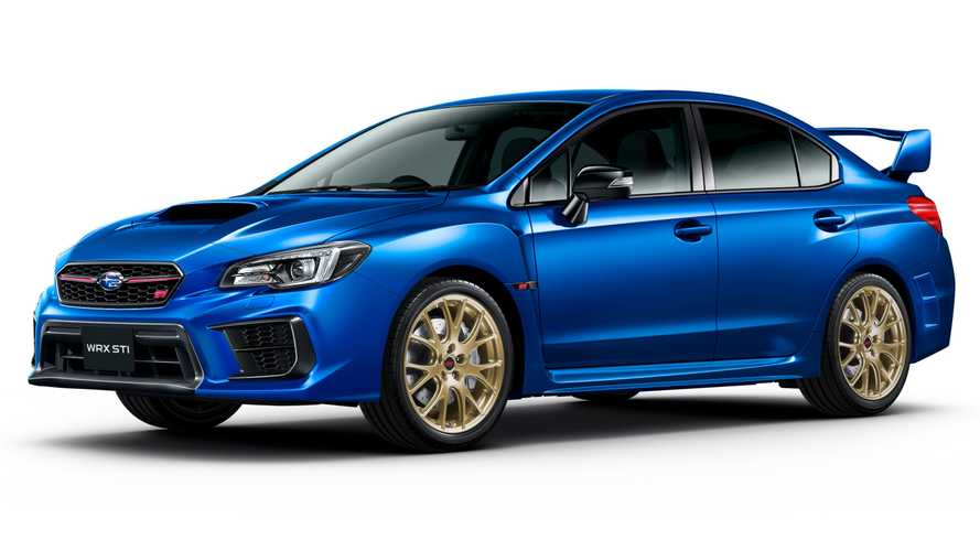 Subaru WRX STI EJ20 Final Edition Ends The Engine's 30-Year Run