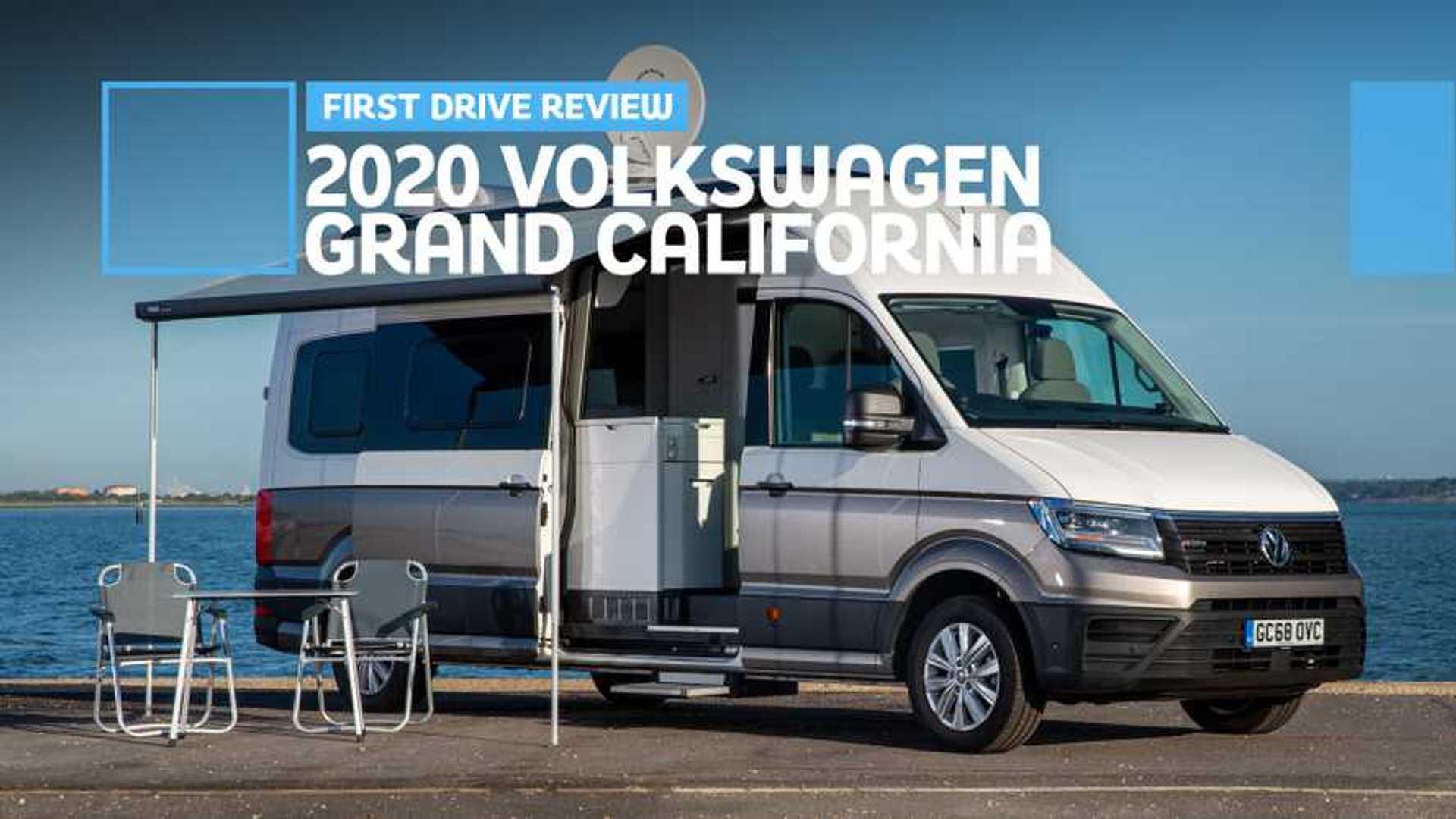 2020 Volkswagen Grand California First Drive: Grand Ambition