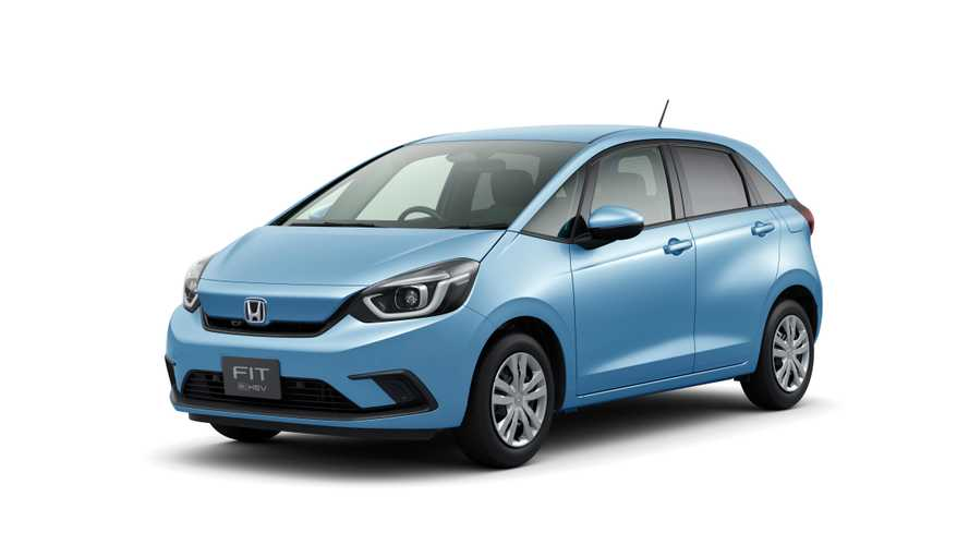 Honda Jazz - Japanese spec (2020)