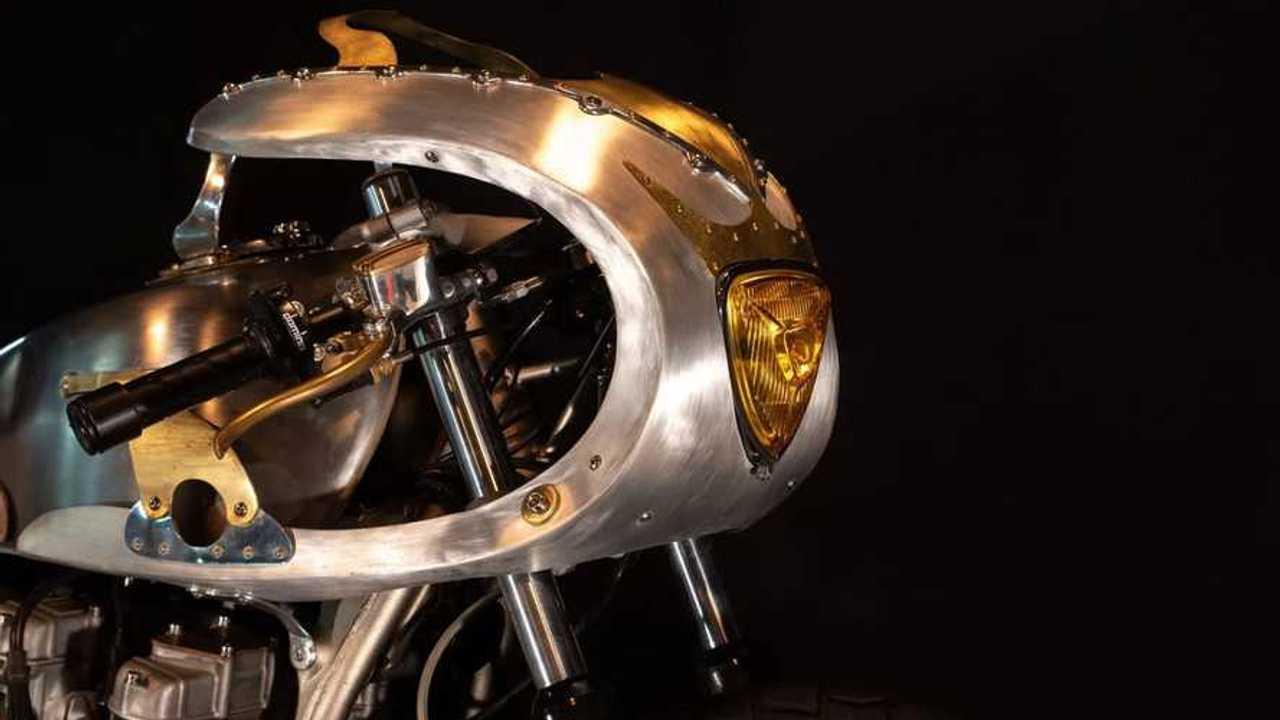 Mifune Werx's Starbuck: Kawasaki KZ650