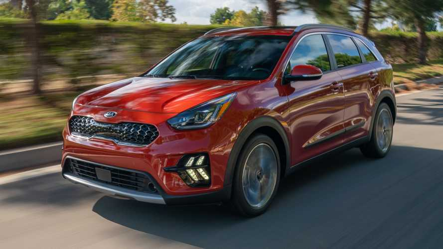 Kia Niro Hybrid 2020 (Facelift, US-Version)