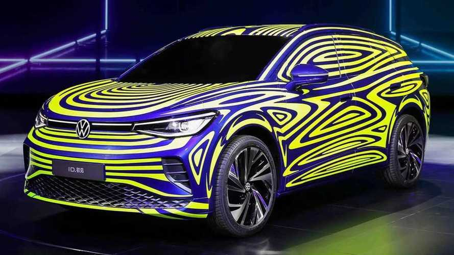 VW ID.4 Teased In China, But Electric Crossover Is Coming To U.S.