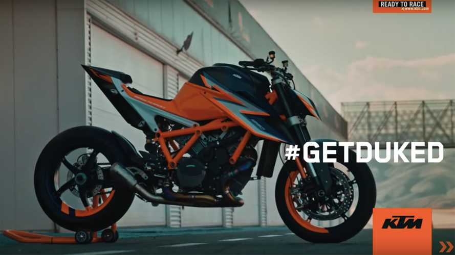 Oh Look! KTM Isn't Done Teasing The 1290 Super Duke R