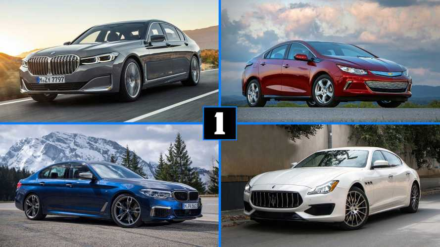 Four Out Of Top 10 Highest Depreciating New Cars Are Plug-In Vehicles