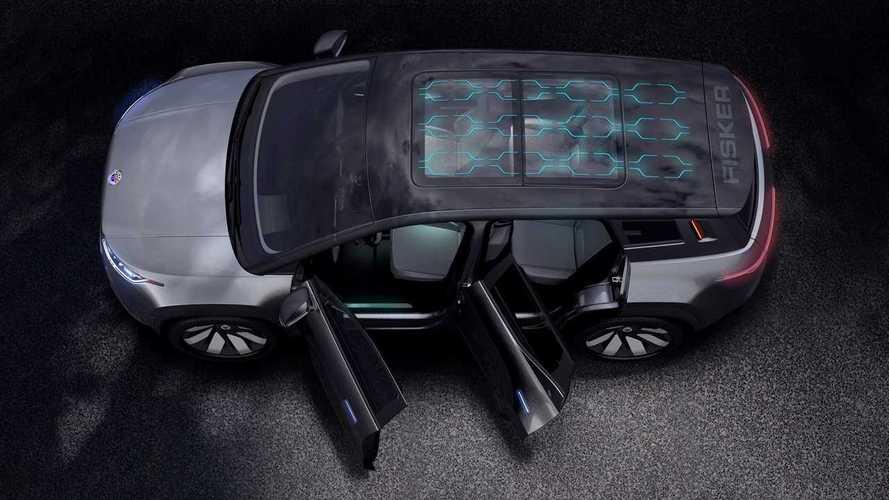 Le SUV électrique de Fisker s'appellera Ocean