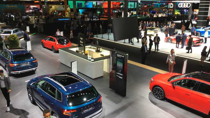 Франкфуртский автосалон может полностью сменить формат