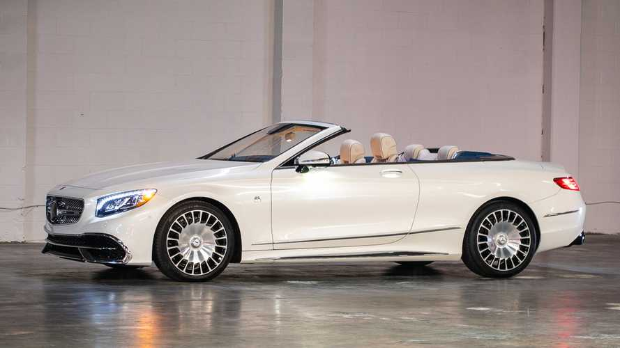 2017 Mercedes-Maybach S650 Cabriolet Is A Drop Top With Elevated Luxury