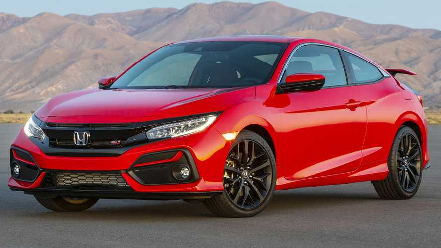 2020 Honda Civic Si Debuts WIth Fresh Face, Quicker Acceleration