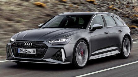 Audi RS6 Avant revealed with 591 bhp
