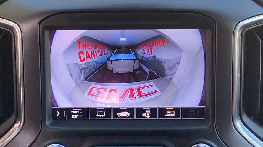 GMC Teases Canyon AT4; Promises Rugged Terrain, Yukon