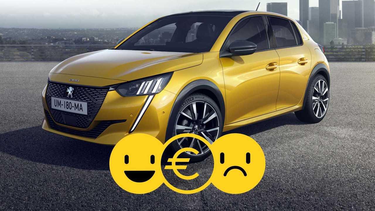 Peugeot 208 à 129 €/mois