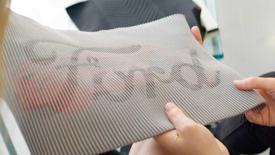 Rivestimenti auto, Ford sperimenta quelli personalizzabili