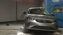 Opel Corsa Crash Test